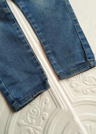 Зауженные джинсы скинни girls denim2 фото