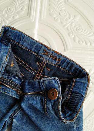 Зауженные джинсы скинни girls denim5 фото