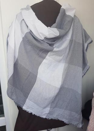 Шаль шарфик платок  zara
