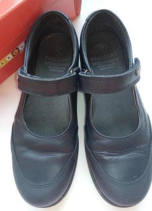 Шкільні туфлі pablosky шкіряні