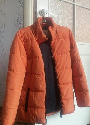 Балоневая куртка весна-осень