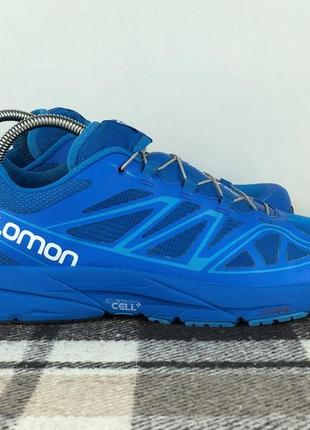 Спортивные кроссовки salomon sonic pro original 46 мужские run air