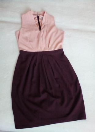 Плаття платье тюльпан