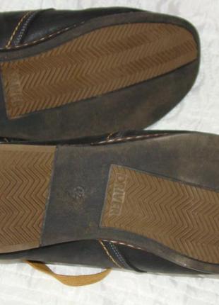 6a981382 Кожаные туфли, цена - 500 грн, #20647551, купить по доступной цене ...