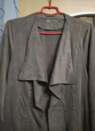 Куртка-косуха под замш