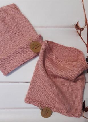 Hand made шапка шапочка для девочки