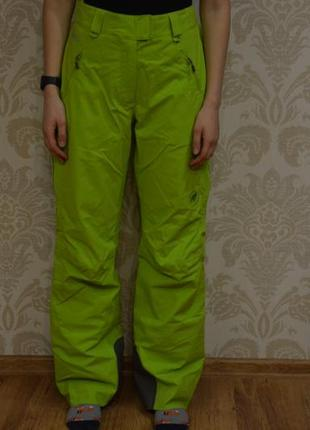 Mammut dry-tech лижні штани