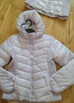 Демисезонная курточка на весну для девочки 11-12 лет