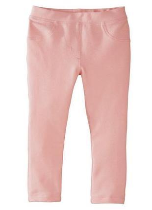 Демисезонные штанишки для девочки