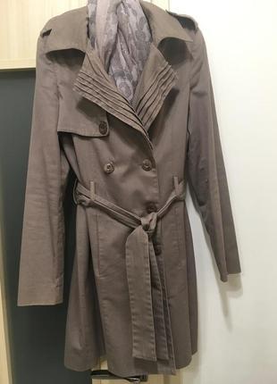 Пальто, тренч guess