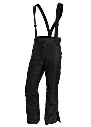 Зимние термо штаны.софтшел.crivit pro/германия системой recco.размер 52.