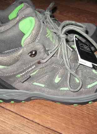 Подростковые водонепроницаемые ботинки karrimor colorado р.37