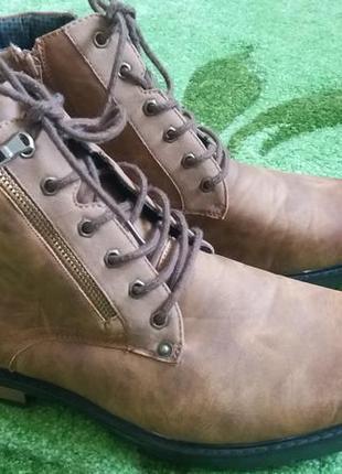Ботинки,черевики,сапожки от primark(12/46)!!!
