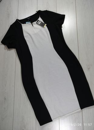 Красивое платье трикотажное