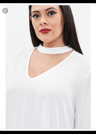 Асимметрическая блуза missguided