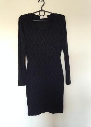 Шикарное платье облегающее франция