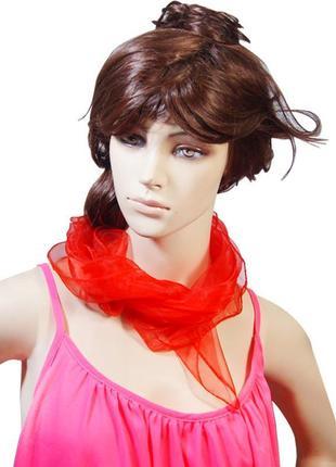 2.стильный шифоновый платок