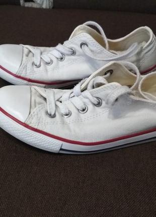 Кеды кросовки конверсы converse 34 размер
