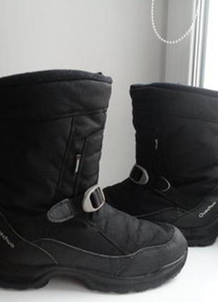 182df247e Ботинки Quechua, женские, зимние 2019 - купить недорого вещи в ...
