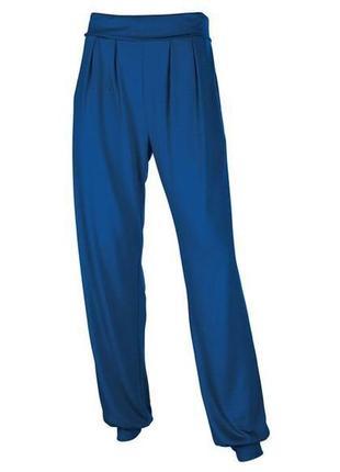 Алладины, гаремки, штаны трикотажные, xl 44-46, германия