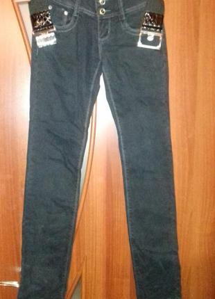 Новые джинсы. размер 29 (46-48) db15907650d4f
