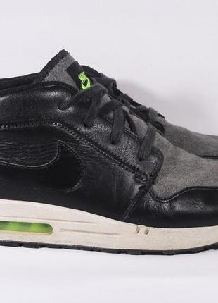 Кроссовки ботинки nike wardour air max 1 sneakerboot размер 46 / 30 см