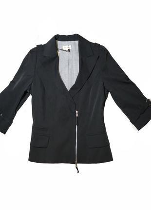 Легкая куртка, пиджак, жакет с укороченным рукавом