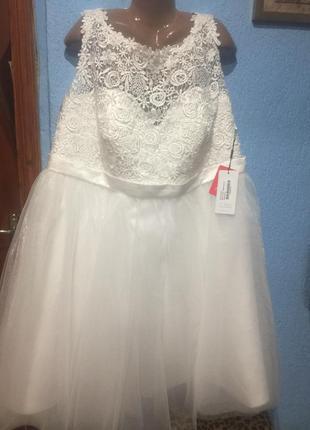 Платье ,сукня,батал,великий розмір