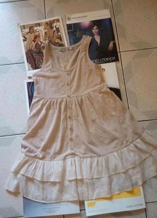 Милое платье, сарафан в стиле беби долл