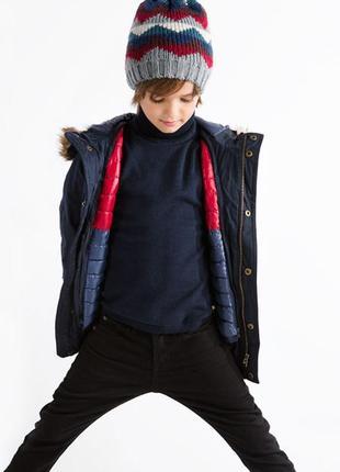 Zara парка для хлопчика, 104