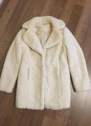 Шуба пальто asos