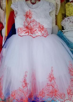 Нарядное платье! много моделей! пышные праздничные бальные платья