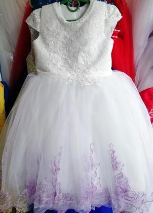 Нарядное платье! большой выбор! пышные праздничные бальные платья