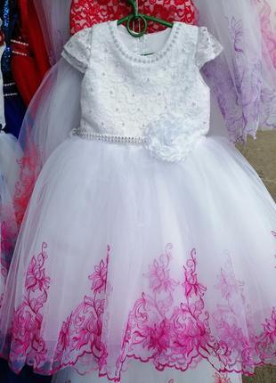 Нарядное платье! пышные праздничные бальные платья! большой выбор