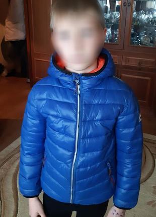 Куртка reserved 128р.