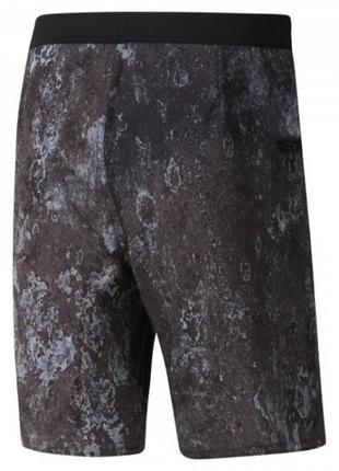Мужские фирменные шорты бренда reebok crossfit speed shorts  ,р.м
