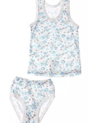 Комплект білизни для дівчинки, 110-116 см
