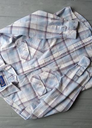 Рубашка на мальчика 146 см