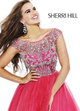 Оригинал платье sherri hill 2814