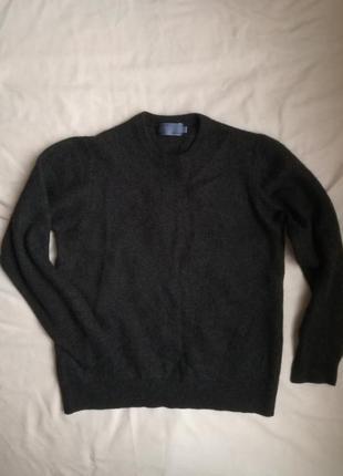 Кашемировый теплый свитер john lewis