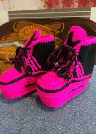 Пинетки кросовки
