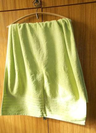 Рушник банний б\в хб1 фото