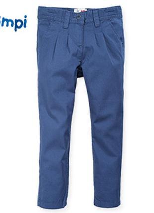 Штанишки немецкого бренда impidimpi для девочек штаны