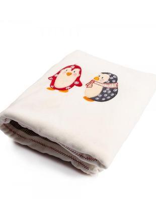 Комплект постельного белья детского carre blanc justin белого цвета