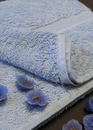 Большое банное махровое полотенце 85 х 170 см индия