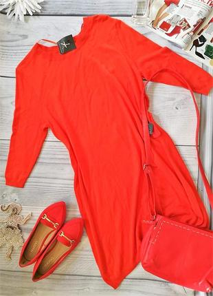 Распродажа трикотажное платье туника atmosphere m-l-хl