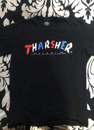 Thrasher футболка из лимитированой коллекции