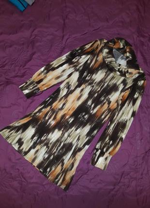 Платье (теплое)