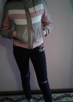Курточка для девочки 12- 13лет