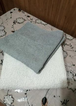 Набор банных махровых полотенец-2шт.135см на 70см